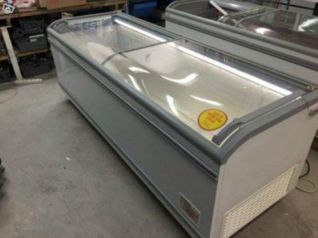 Begagnad frysbox